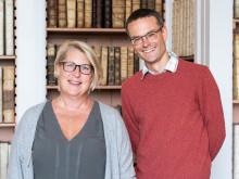 Karin Hassan Jansson och Jonas Lindström får årets Disapris