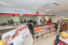 25 local Post Office branches awarded funding for community projects