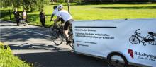 Riksbyggens mobila cykelservice kommer till Uppsala