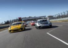 Porsche Carrera Cup Scandinavia större än någonsin!