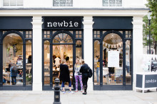 Elodie Details & Newbie returns to London in new retail partnership