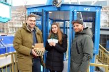 Leipziger Eistraum: Europas modernstes Riesenrad lädt zu Sonderaktionen ein