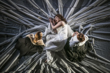 Suomalaisia solisteja Norlannin oopperan La Traviatassa