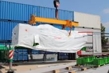 Umbau im Heizkraftwerk Minden im Zeitplan - Energieservice Westfalen Weser bekommt neues Herzstück geliefert
