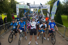Freshnlo bring the team spirit to Pedal for Scotland for fifth year running