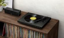 Nuevo tocadiscos  inalámbrico de Sony. Recrea perfectamente la experiencia sonora del vinilo clásico con el  PS-LX310BT