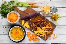 Forbruket av grønnsaker har økt med 24 % de siste 10 årene