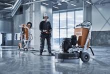 Vuokrattavana nykyaikaista lattianhiontatekniikkaa
