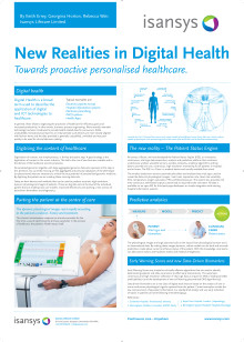 New Realities in Digital Health