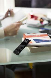 Sony introduces its slimmest ever voice recorder