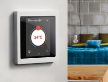Innovativ og fleksibel romstyring for boliger, små bygg og hotell