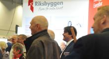 Pressinbjudan: Träffa Riksbyggen på Bostadsrättsmässan