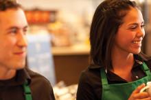 Starbucks rekryterar till nya kaffebarer i Stockholm