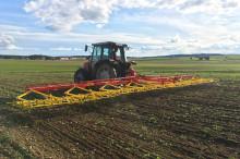 Ny serie långfingerharvar för modernt lantbruk