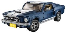 Ford a LEGO® zařazují do řady stavebnic Creator Expert legendu silnic v podobě klasického Fordu Mustang