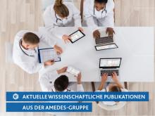 Aktuelle Wissenschaftliche Publikationen aus der amedes-Gruppe
