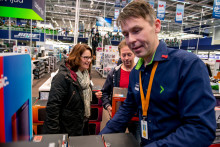 1,2 millioner nordmenn vil handle på Black Friday