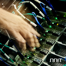 NNIT data center achieves prestigious certification