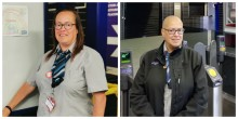 Great Northern's Debbie braves the shave for mental health charity Mind
