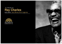 Press Release - A Tribute to Ray Charles
