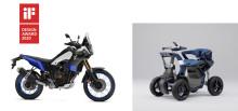 "Yamaha Motor Receives Global ""iF Design Award"" for Seventh Consecutive Year    YNF-01 Takes Design Accolade following Red Dot Award Success"