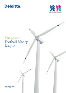 Football Money League 2012