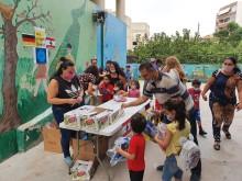 Alt-Louisenlunder packen an: Hilfe aus der Luft für Menschen in Not