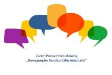 """Presse Produktdialog """"Bewegung im Berufsunfähigkeitsmarkt"""""""