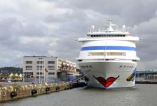 Cruise season gets under way in Gothenburg