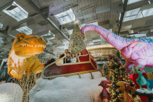 Changi Airport unveils its year-end festive event Changi Festive Village