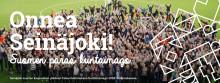 Inton uutisissa Suomen paras Seinäjoki, taivastelua ja toista todellisuutta