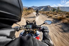 Für Motorrad-Abenteuer in jedem Terrain: das Garmin zūmo XT