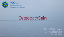 Osteopathie-Kongress 2015 in Bad Nauheim