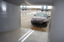 Ford satsar på tystare kupéer med hjälp av mobil vindtunnel