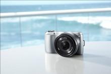 Sony présente le NEX-C3 : l'appareil photo à capteur APS-C et objectifs interchangeables le plus petit et léger* au monde