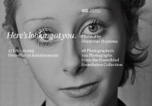 Pressvisning: Here's looking at you curated by Hoyte van Hoytema