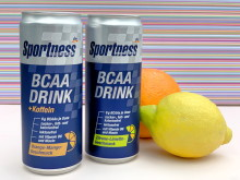 Jetzt neu bei dm: Sportness BCAA Drinks – der kalorienfreie Durstlöscher für Sportler