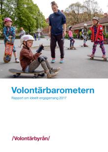 Volontärbarometern - en rapport om ideellt engagemang 2017