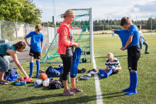 Organising your kid's soccer activities has never been easier
