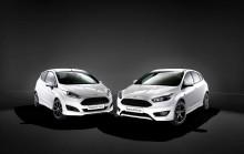 Ford představuje novou řadu ST-Line; modely Fiesta ST-Line a Focus ST-Line lze již objednávat