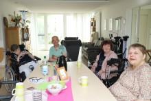 In Schrecksbach gut angekommen: Wohnangebot der Hephata-Behindertenhilfe besteht seit zehn Jahren