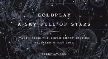 A Sky Full Of Stars – ny Coldplay singel i samarbete med Avicii