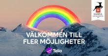 Telia på Sverigeturné med Di Gasell