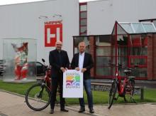 Zum Abschluss der Fahrradsaison: RuhrtalRadweg und ergotec kooperieren