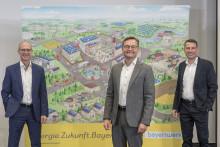 Jahrespressekonferenz der Bayernwerk AG: Klimaneutralität als Antrieb für neue Technologien und Wachstum
