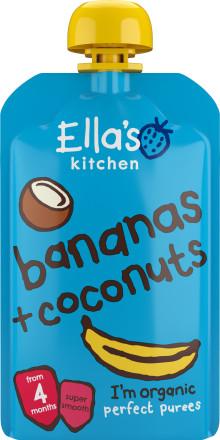 Ella's Kitchen -lastenruokabrändi panostaa eksoottisiin sekä suomalaisille tuttuihin makuihin: valikoima kasvaa kolmella uudella maulla