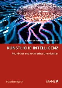 """Neu bei MANZ: Praxishandbuch """"Künstliche Intelligenz"""""""