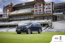 Kia expands partnership with ECB in new two-year deal