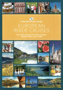 Extraordinary Danube Delta and Luxembourg maiden sailings in Fred. Olsen River Cruises' new 2020 'Brabant' programme