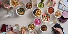 Duni launches colourful, eco-conscious Coppa bowl concept